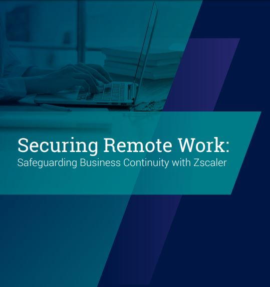 Securing Remote Work: How to Safeguard Business Continuity