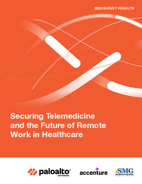 Securing Telemedicine and the Future of Remote Work in Healthcare