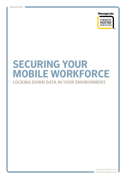 Securing Your Mobile Workforce