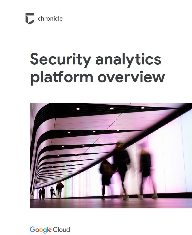 Security Analytics Overview