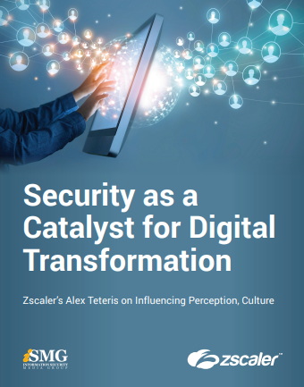 Security as a Catalyst for Digital Transformation