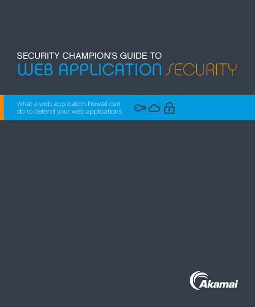 The Security Champion's Guide to Web Application Security