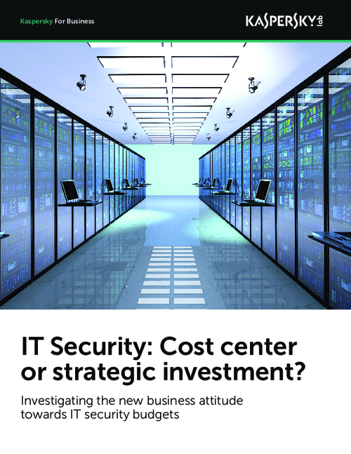IT Security: Cost Center or Strategic Investment?