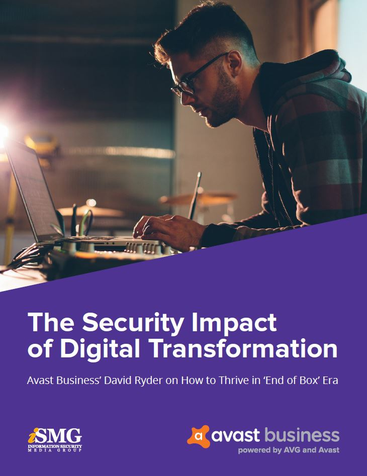 The Security Impact of Digital Transformation