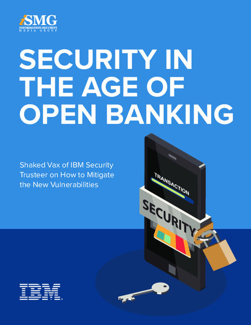Security in the Age of Open Banking