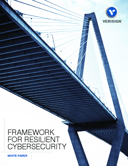 A Framework for Resilient Cybersecurity