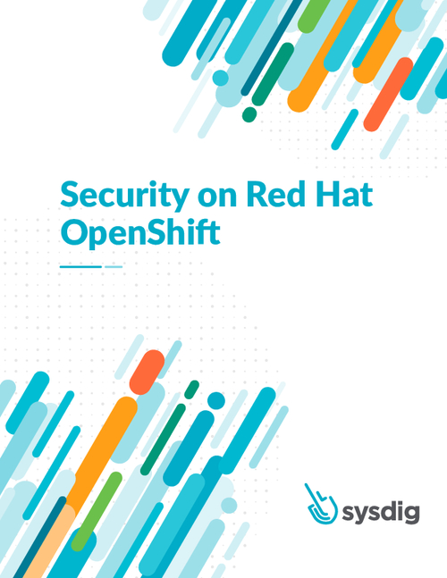 Security on Red Hat OpenShift