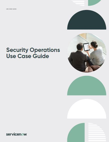 Security Operations Use Case Guide