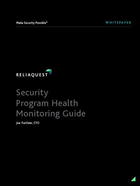 Security Program Health Monitoring Guide