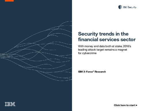 Security Trends in the Financial Industry