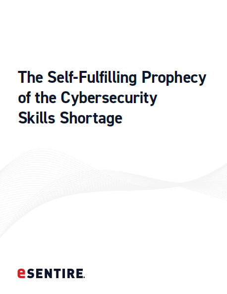 The Self-Fulfilling Prophecy of the Cybersecurity Skills Shortage