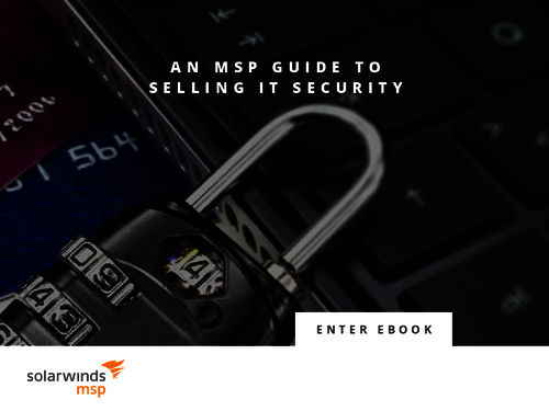 An MSP Guide to Selling IT Security