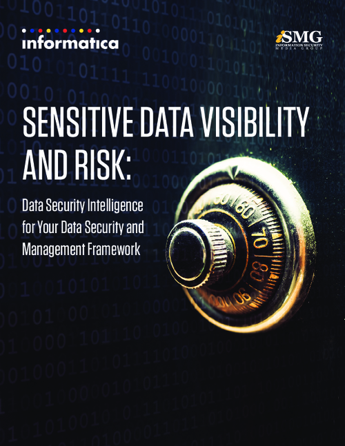Sensitive Data Visibility and Risk