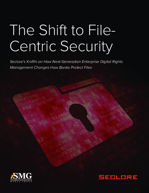 The Shift to File-Centric Security