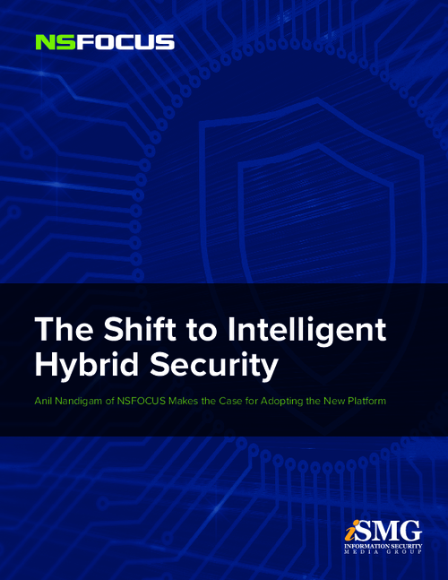 The Shift to Intelligent Hybrid Security