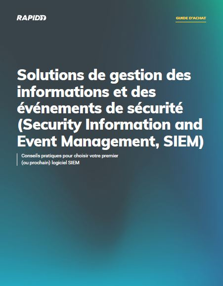SIEM Solutions Buyer's Guide (French Language)