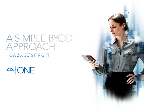 Simplifying the Challenges of BYOD