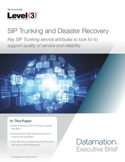 Strengthen Your Business Continuity and Disaster Recovery