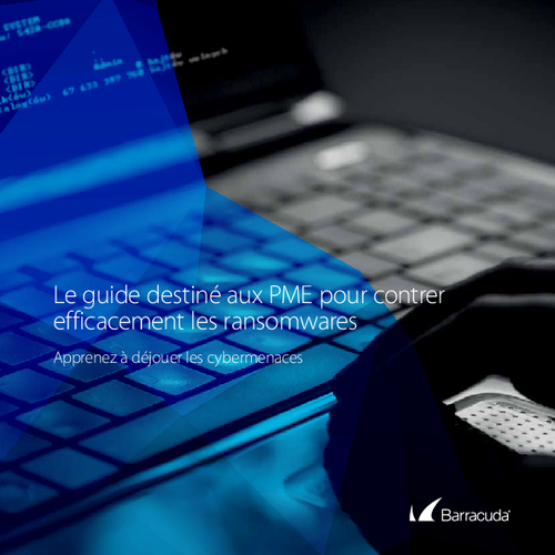 The Smarter SMB's Guide to Ransomware (French Language)