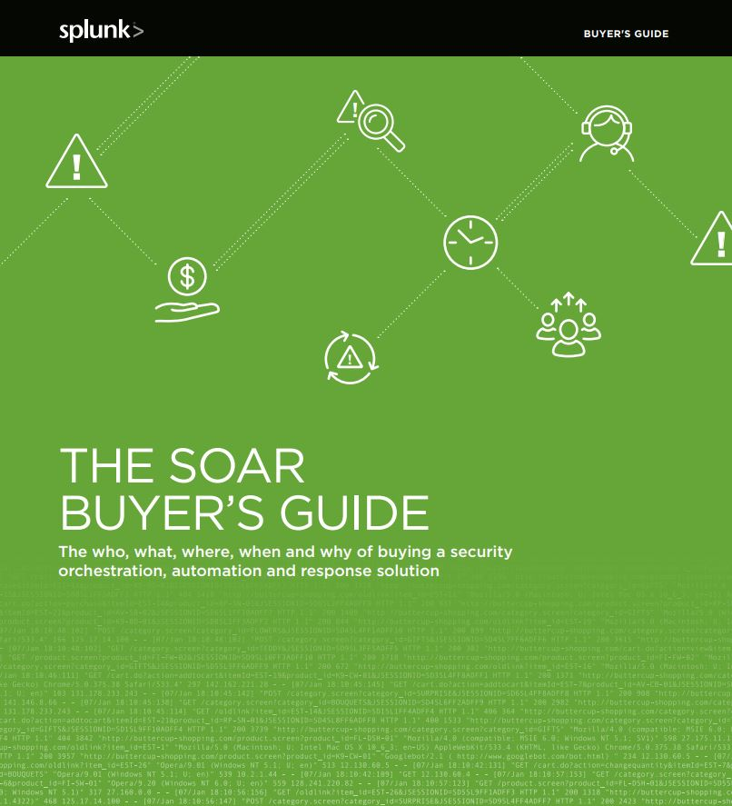 The SOAR Buyer's Guide