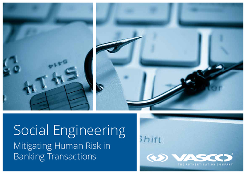 Social Engineering: Mitigating Human Risk in Banking Transactions