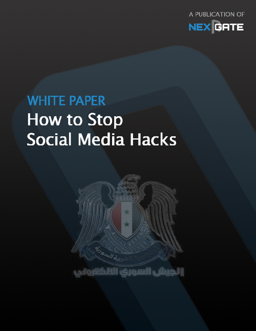 Social Media Hacks: Techniques, Detection, and Prevention Methods
