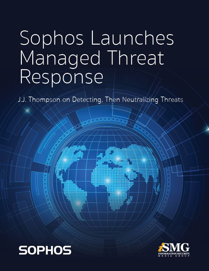 Sophos Launches Managed Threat Response