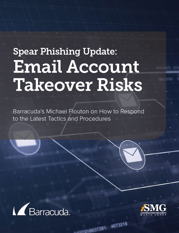 Spear Phishing Update: Email Account Takeover Risks