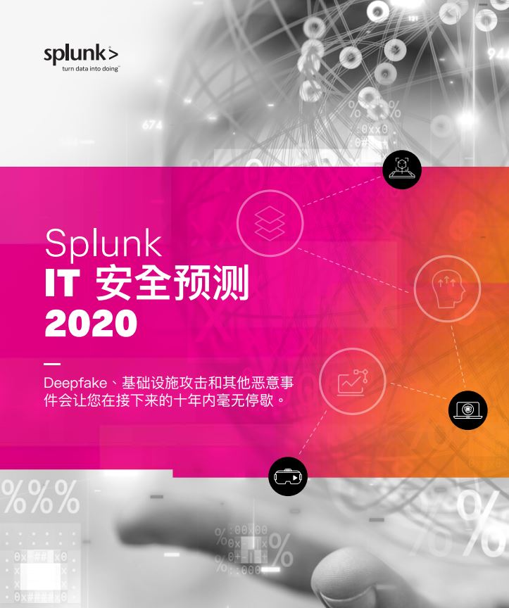 Splunk Security Predictions 2020 (Chinese Language)