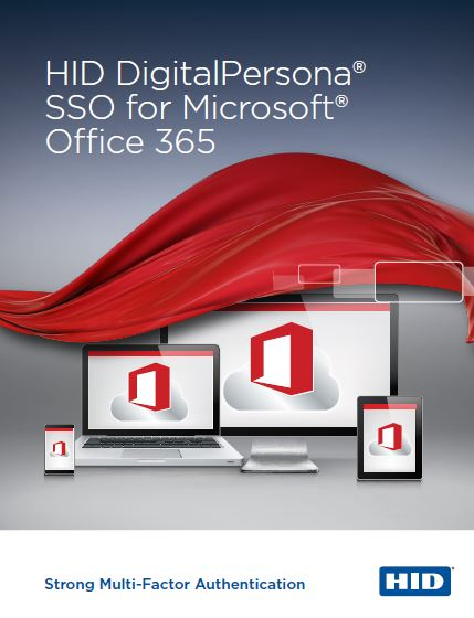 SSO for Microsoft® Office 365