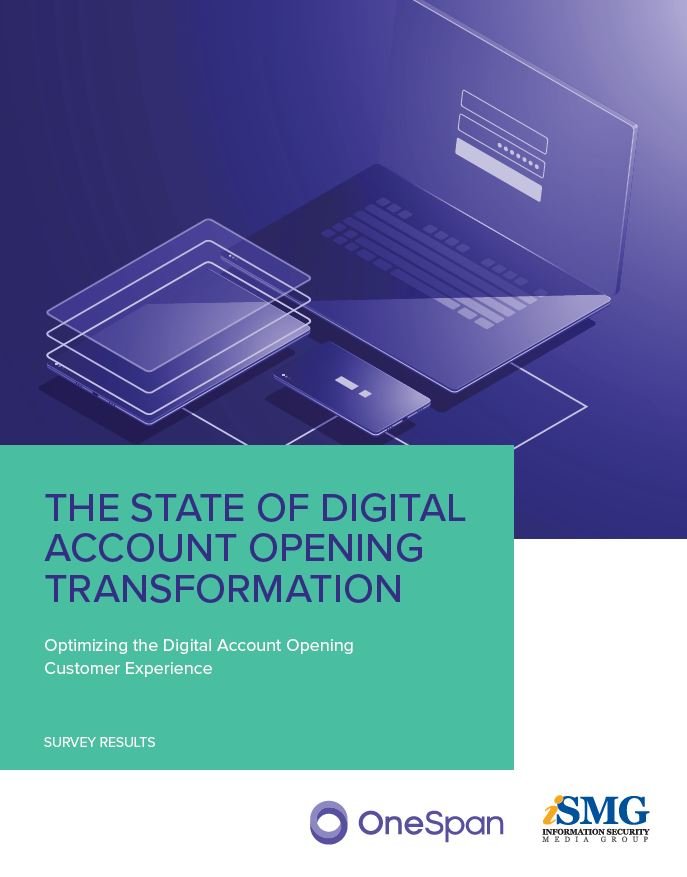 The State of Digital Account Opening Transformation: Survey Report