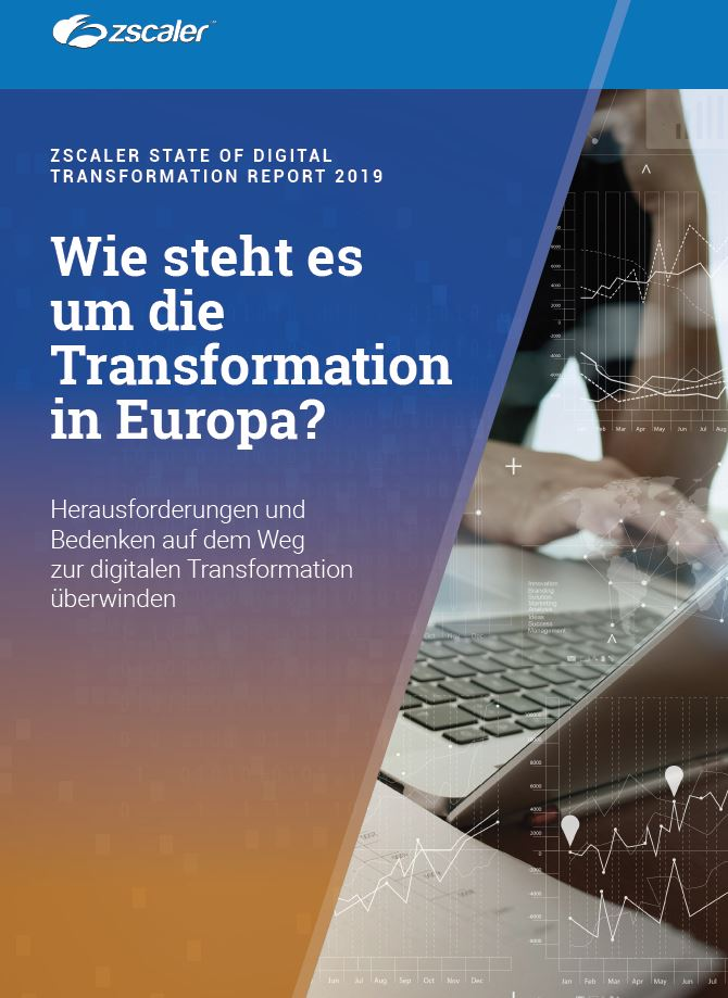 State of Digital Transformation Report - Status & Challenges (German Language)