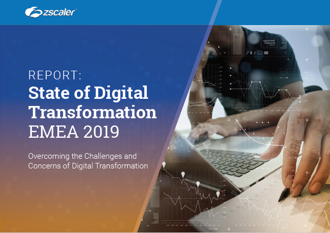 State of Digital Transformation Report - Status & Challenges