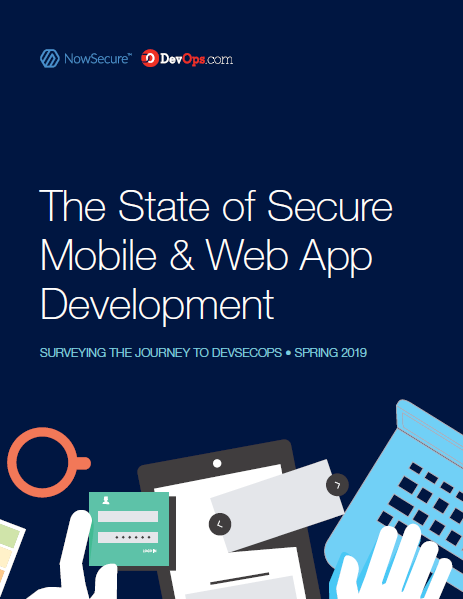 The State of Secure Web and Mobile Development
