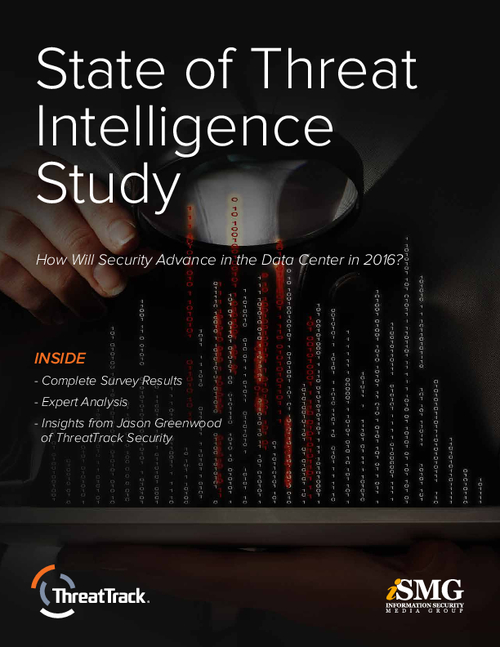 State of Threat Intelligence Study