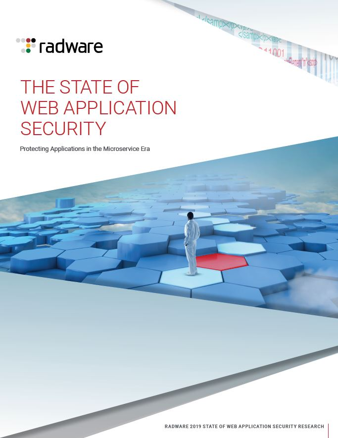 The State of Web Application Security: Protecting Apps in the Microservice Era