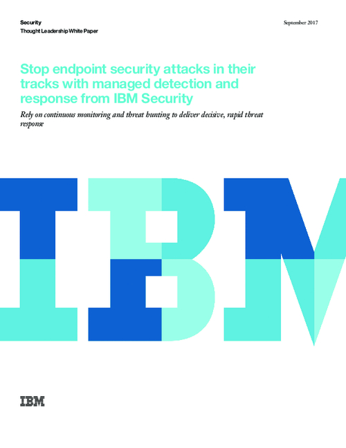 Stop Endpoint Security Attacks in Their Track