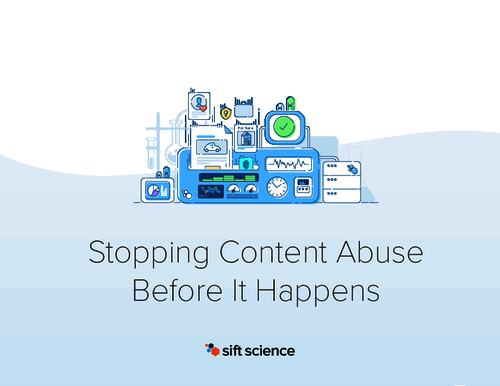 E-Commerce's Guide To Stopping Content Abuse Before It Happens