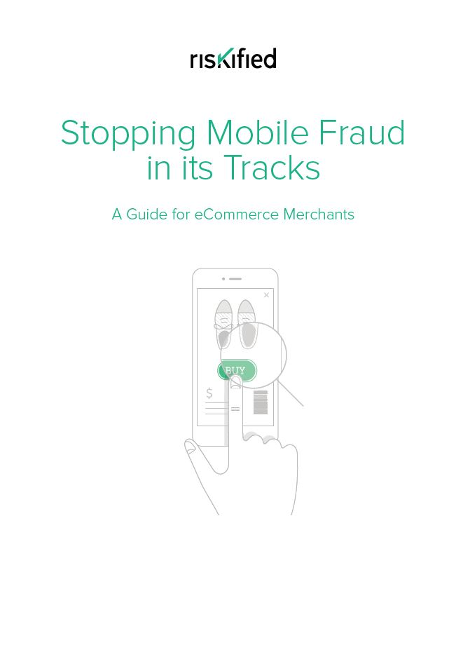 Stopping Mobile Fraud in its Tracks