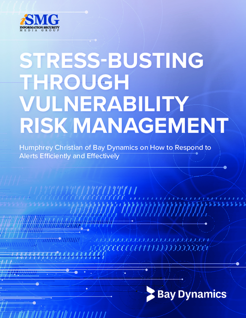 Stress-Busting Through Vulnerability Risk Management