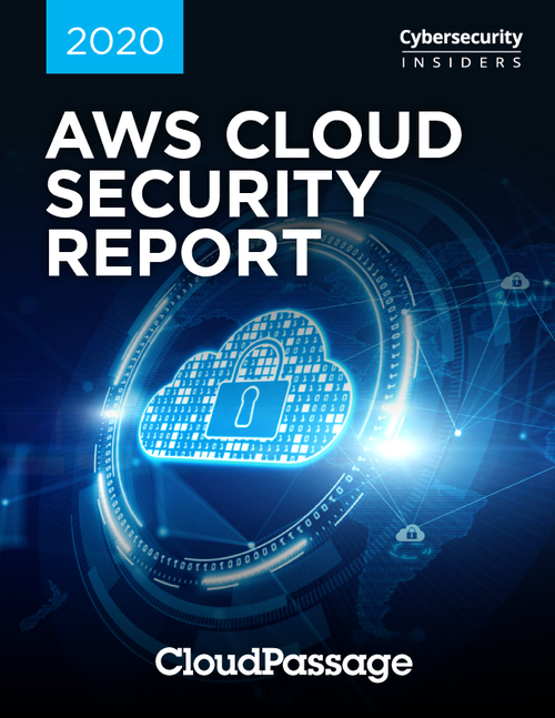Survey Report: Cybersecurity Insiders 2020 AWS Cloud Security Report
