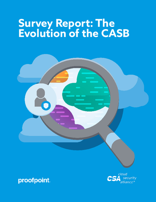 Survey Report: The Evolution of the CASB