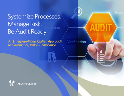 An Enterprise-Wide, Unified Approach to Governance, Risk & Compliance