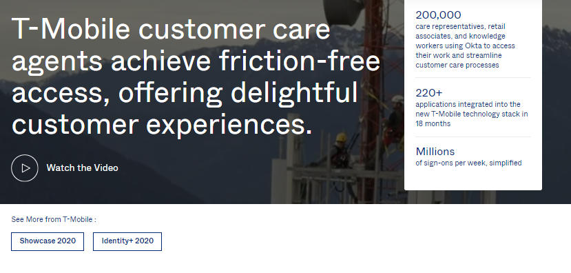 T-Mobile Customer Care Agents Achieve Friction-free Access, Offering Delightful Customer Experience Customer