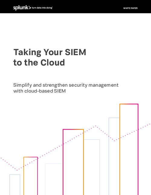 Take Your SIEM to the Cloud