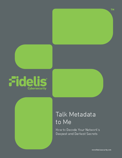 Talk Metadata To Me: How to Decode Your Network's Deepest and Darkest Secrets