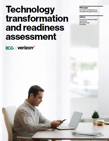Technology Transformation and Readiness Assessment