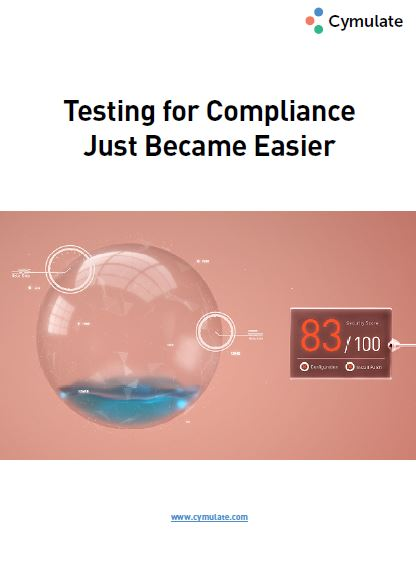 Testing for Compliance Just Became Easier