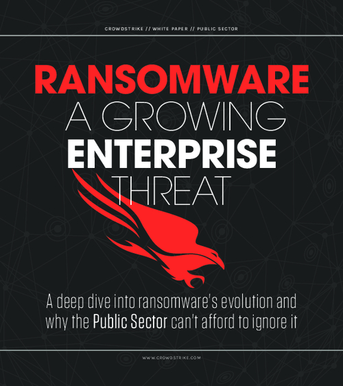 Why the Public Sector Cannot Afford to Ignore Ransomware