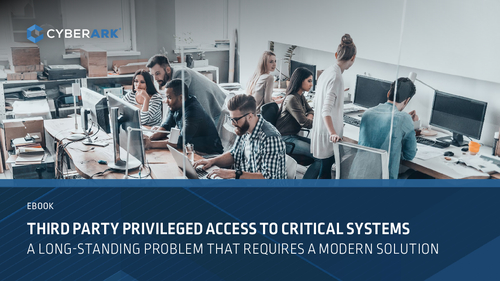Third Party Privileged Access to Critical Systems